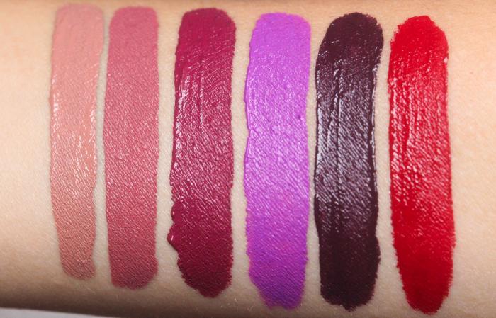 Stila Eternally Yours Liquid Lipstick 4