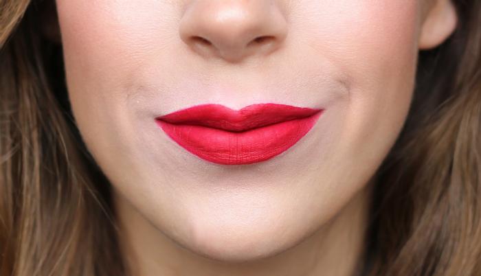 Stila Stay All Day Liquid Lipstick Fiery 1