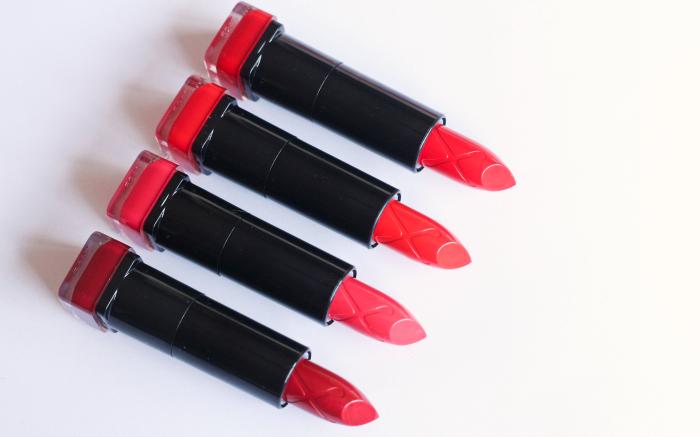 Max Factor Marilyn Monroe Lipstick Collection 2