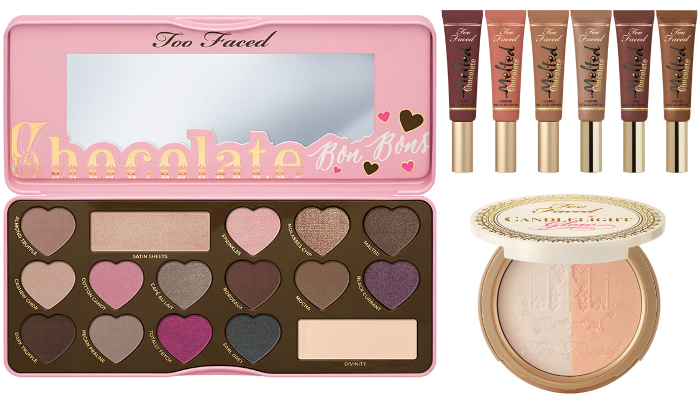 lottelovesbeauty too faced spring