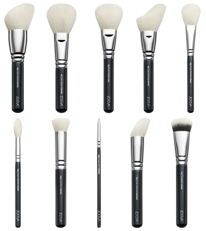 lottelovesbeauty zoeva new brushes