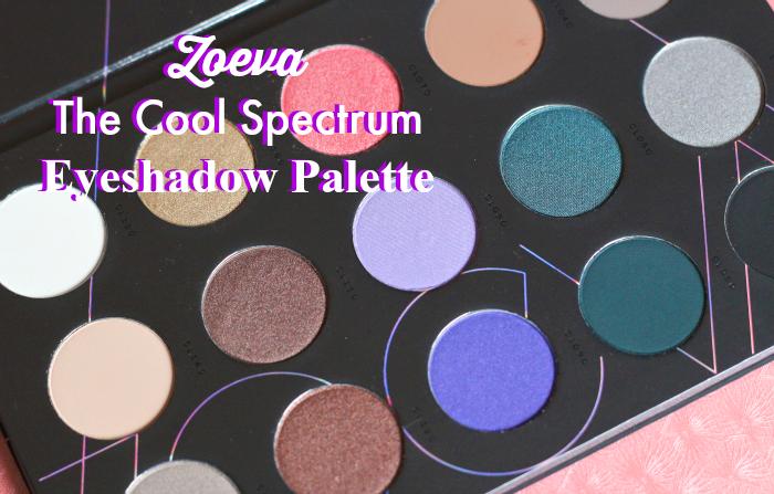 zoeva the cool spectrum 4