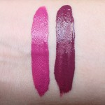 MAC Retro Matte Liquid Lipcolour – Tailored To Tease & Oh Lady