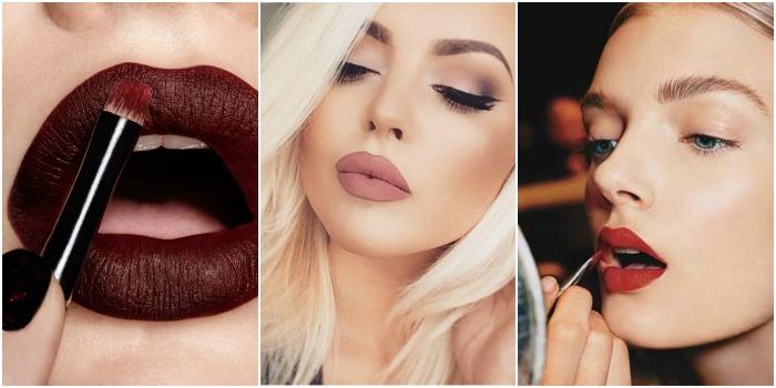 classic matte lip