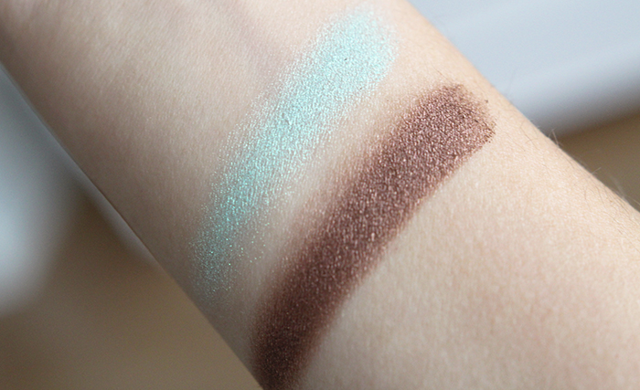 NYX Prismatic Eyeshadows – Mermaid & Bedroom Eyes