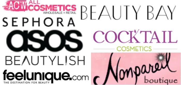 online beautyshoppen