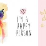 Project Positive #4 – Deze week ben ik dankbaar voor…