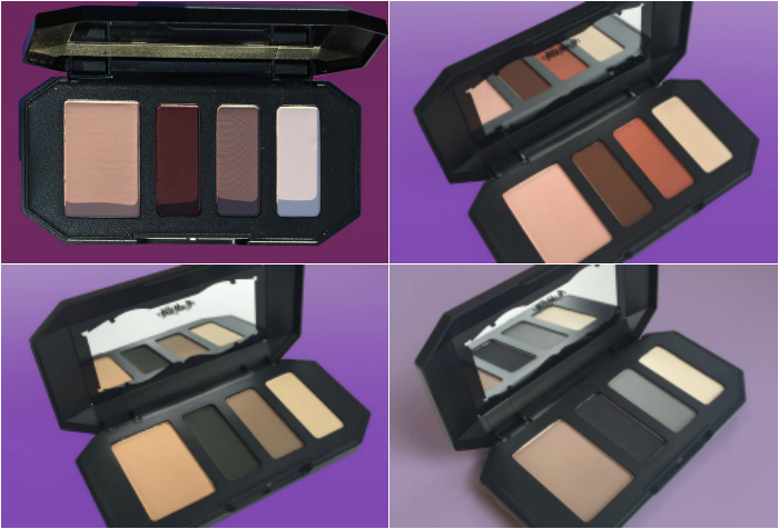 kat von d mini light & shade contour eye shadow palettes