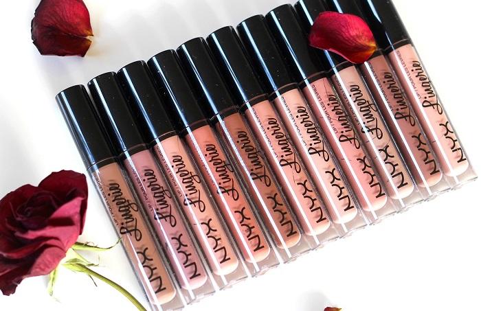 nyx lip lingerie liquid lipstick 2