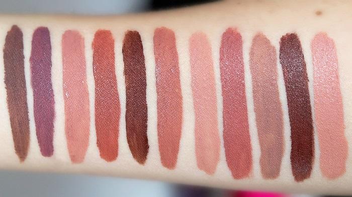 nyx lip lingerie liquid lipstick 3