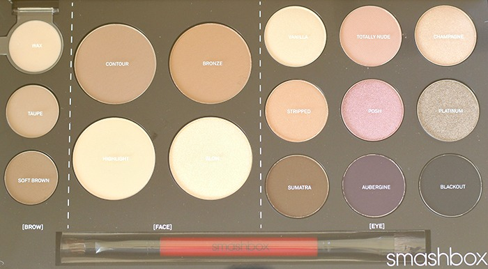 smashbox shapematters 2