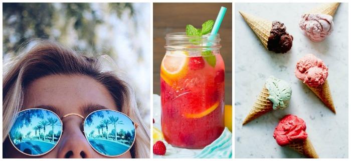 tips om koel te blijven tijdens hete zomerdagen