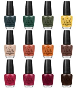 OPI Washington DC Collectie