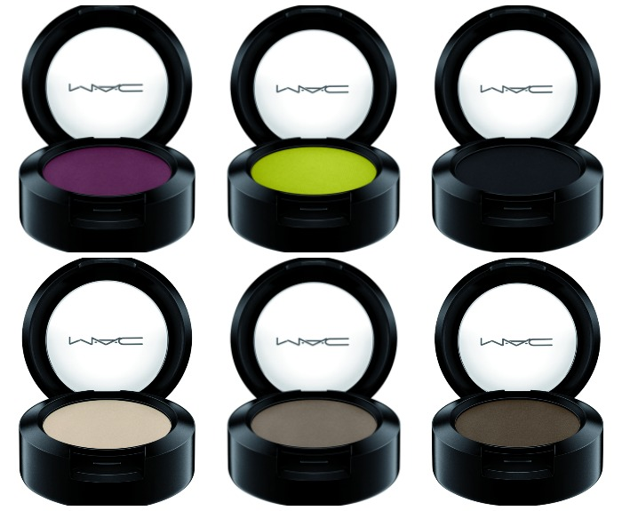 mac it's a strike eye shadow