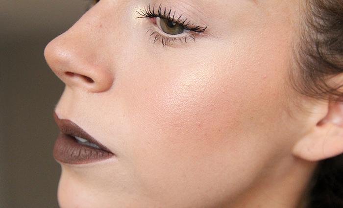 MAC Extra Dimension Skinfinish Beaming Blush 6
