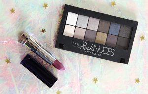 Winactie dag 1: Maybelline oogschaduwpalette + lipstick! || WIN WEEK