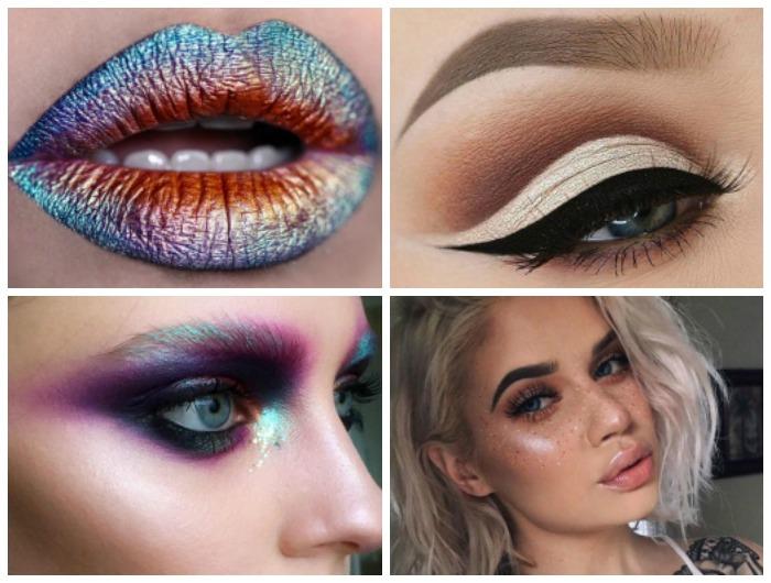 makeup technieken
