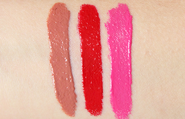 L'Oréal Lip Paint Liquid & Matte