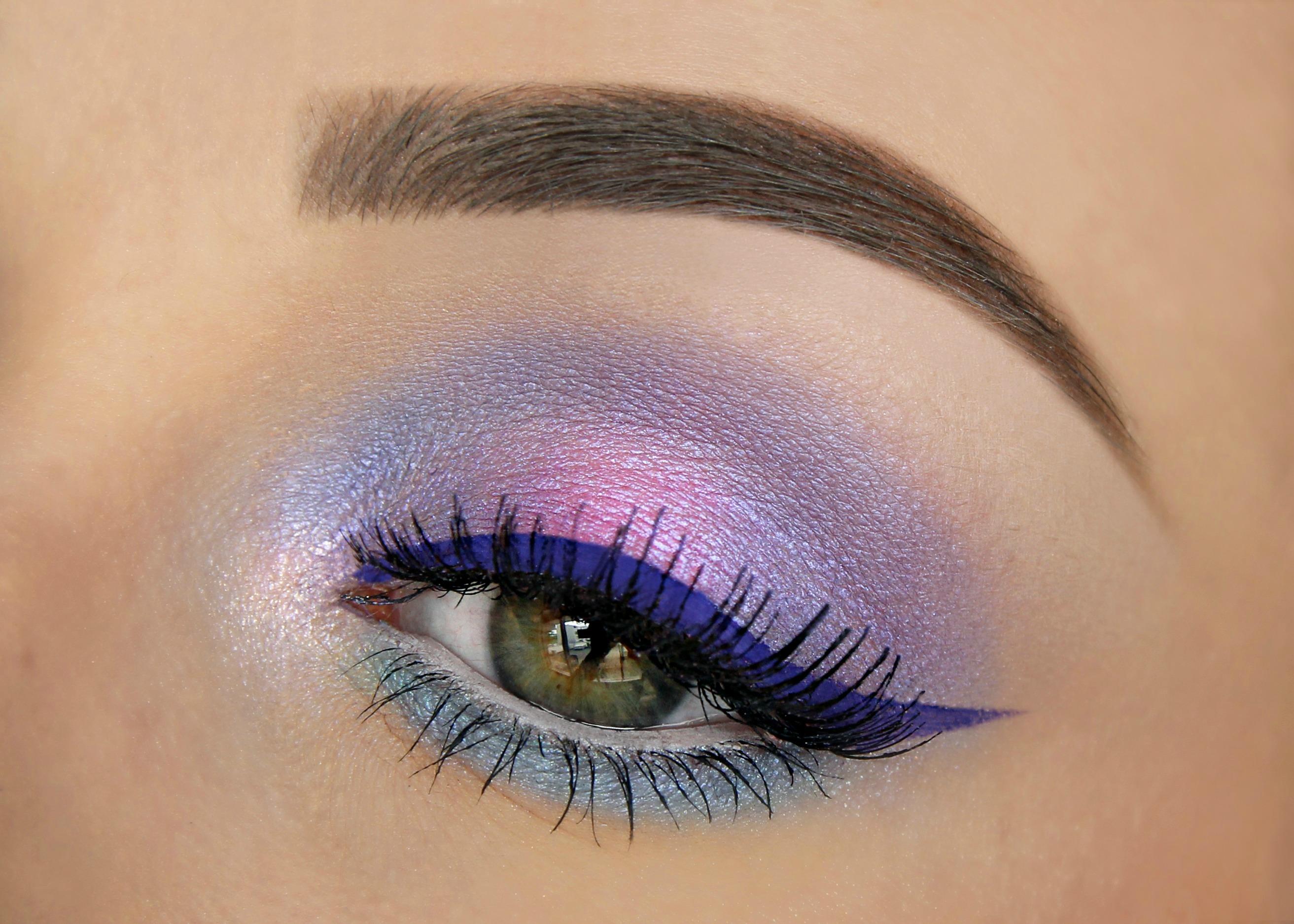 Mijn nieuwe Makeup Geek oogschaduw – swatches & review