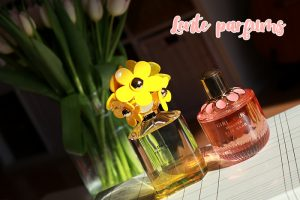 LENTE PARFUMS || Marc Jacobs Daisy Eau So Fresh Sunshine & Elie Saab Girl Of Now Forever