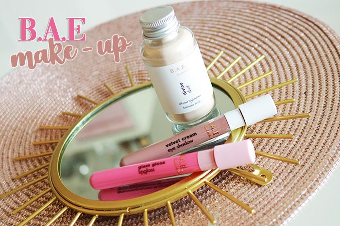 BAE Divine Dust, Glam Gloss & Velvet Cream Eyeshadow
