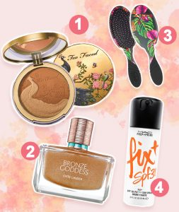 Summer beauty musthaves