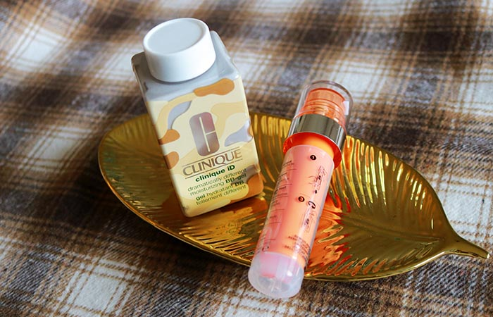 Clinique iD Dramatically Different Moisturizing BB-gel + Active Cartridge Concentrate