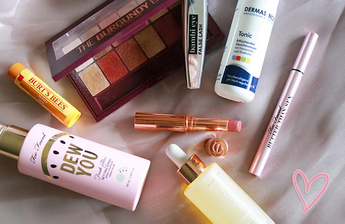 Beauty favorieten || Februari 2020
