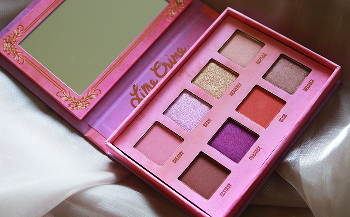 Lime Crime Venus III Eyeshadow Palette