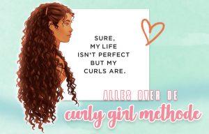 De curly girl methode: wat is het & hoe werkt het?